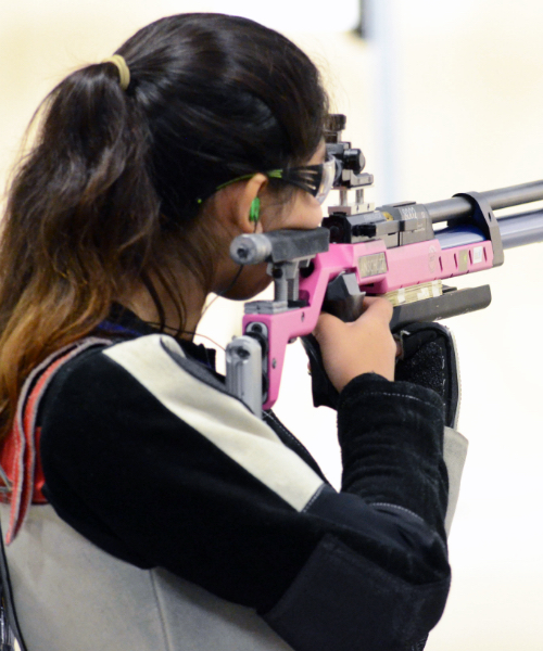 Girl Shooting