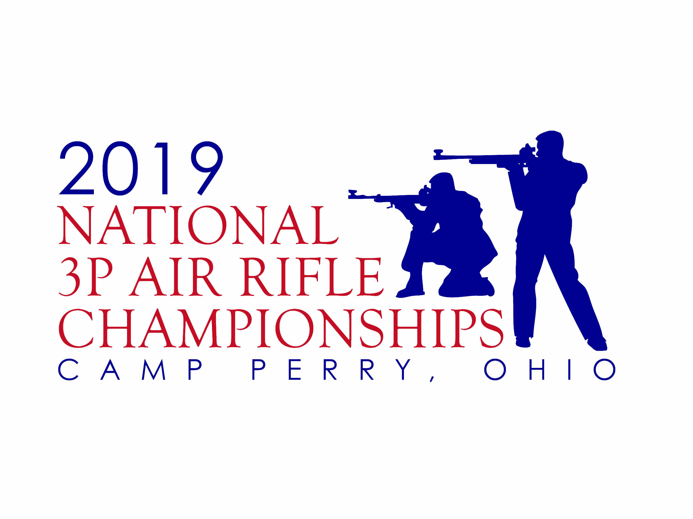 National Three Position Air Rifle Championships Civilian
