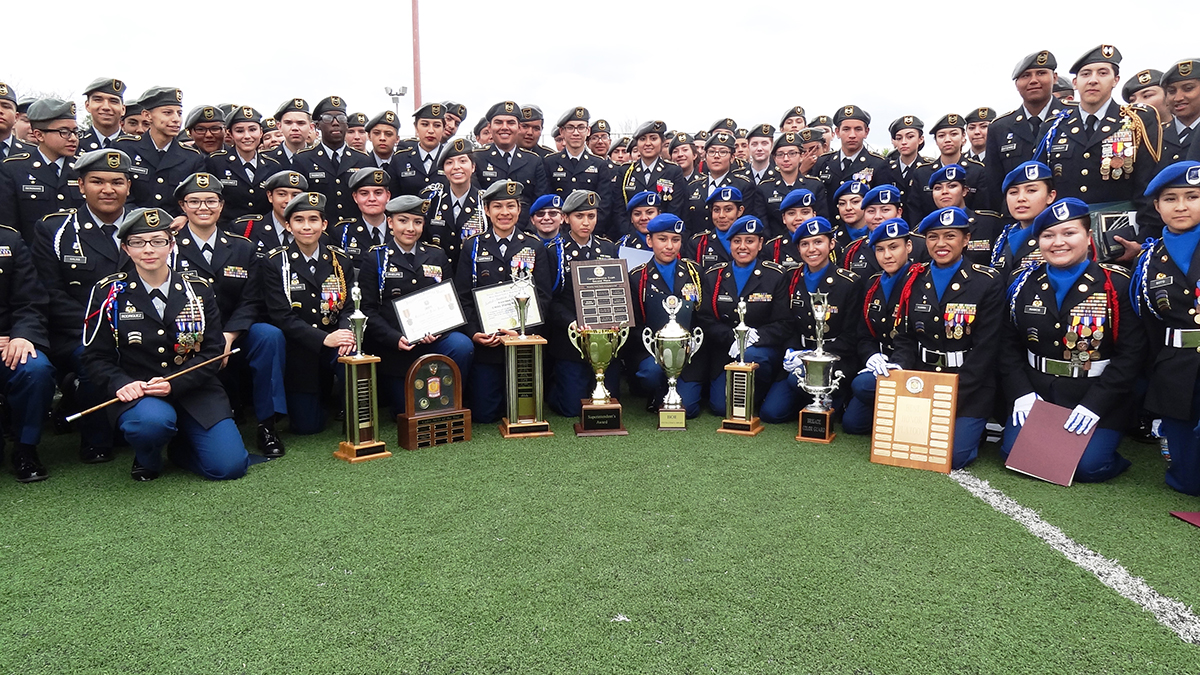jrotc differs from other high school courses essay The complete list of high school classes  in fact, offer the course, but under a different name  other high school (49).