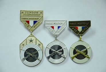 Air Rifle Jr. Distinguished Badge Cut Scores Changed for 2016