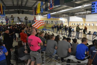 National Air Rifle Athletes Travel to Camp Perry to Compete in June