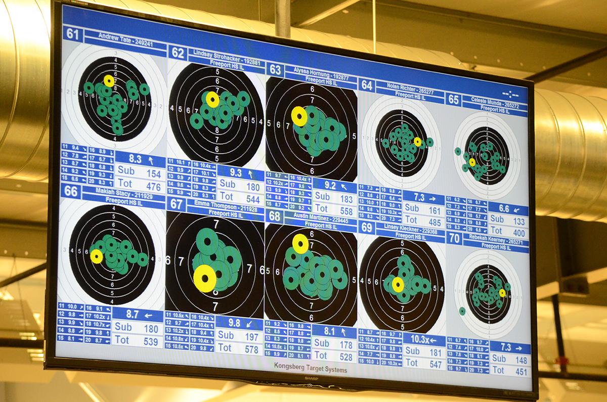 Live Target Images Civilian Marksmanship Program