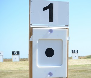Three eletronic pistol targets will be available at Petrarca Range. Competitors will be able to fire at 25 and 50 yards.