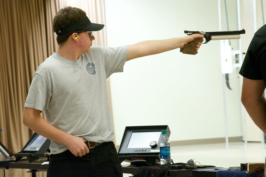 The Dixie Double features 60 Shot air rifle and air pistol matches for competitors of all ages and experiences.