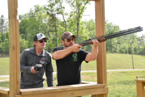 Introduction to Shotgun Class
