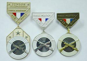 Junior Distinguished Badge