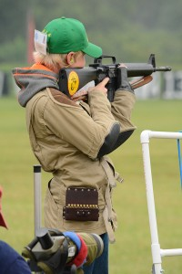 Juniors fired concurrently in the NTI and NTT matches alongside the adult competitors. Junior marksmen also compete in their own two-person team match against some of the most talented juniors in the country.