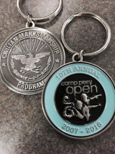 This year, the Camp Perry Open celebrated its 10th Anniversary with over 300 competitors and spectators piled into the Gary Anderson CMP Competition Center – nearly filled to capacity in all events.