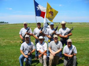 National Trophy Infantry Team Match