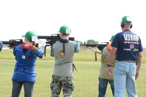 With its popularity, the Virginia Junior Marksmanship Program has grown to 20 members, with still an overwhelming demand from area shooters.