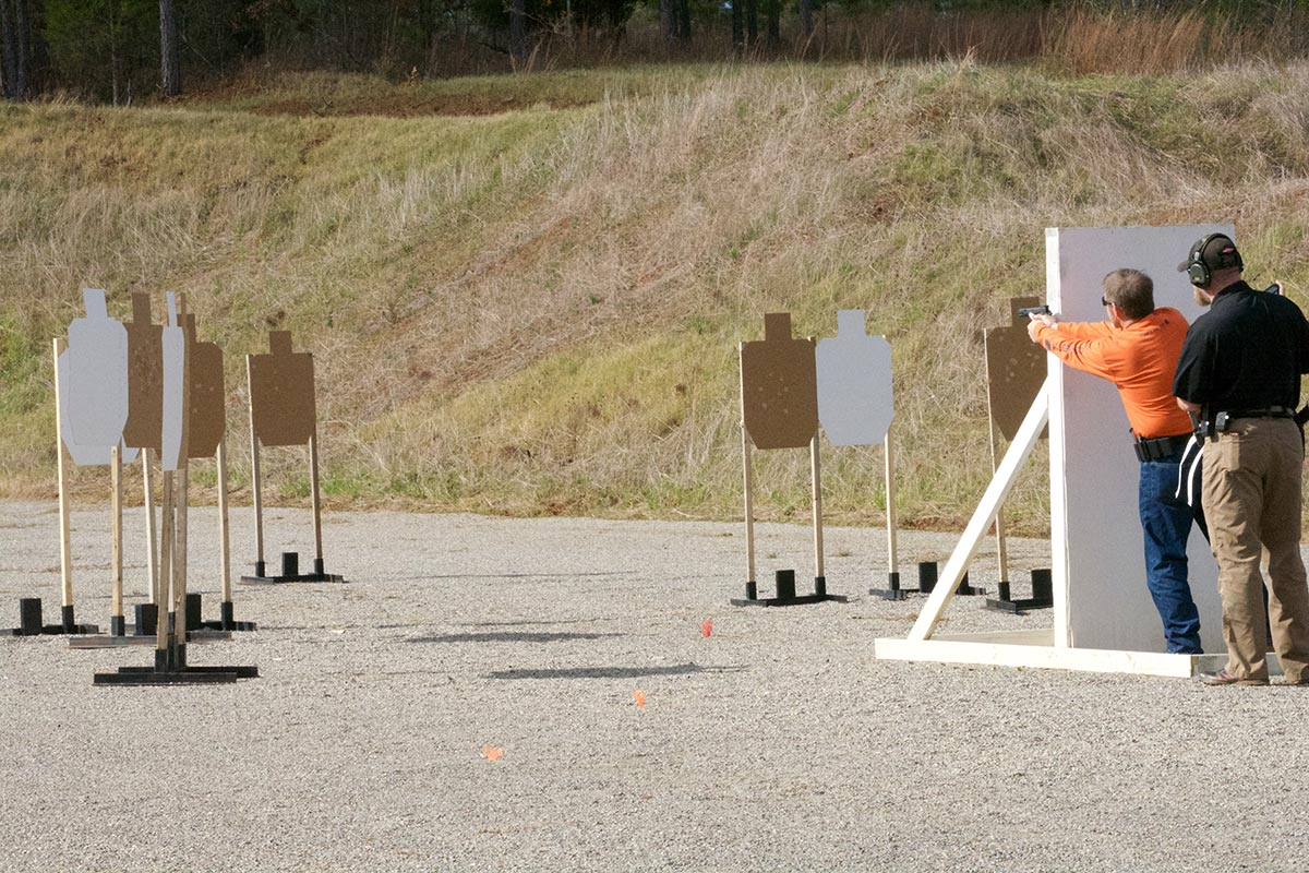 Talladega Marksmanship Park Hosts Practical Shooting Match