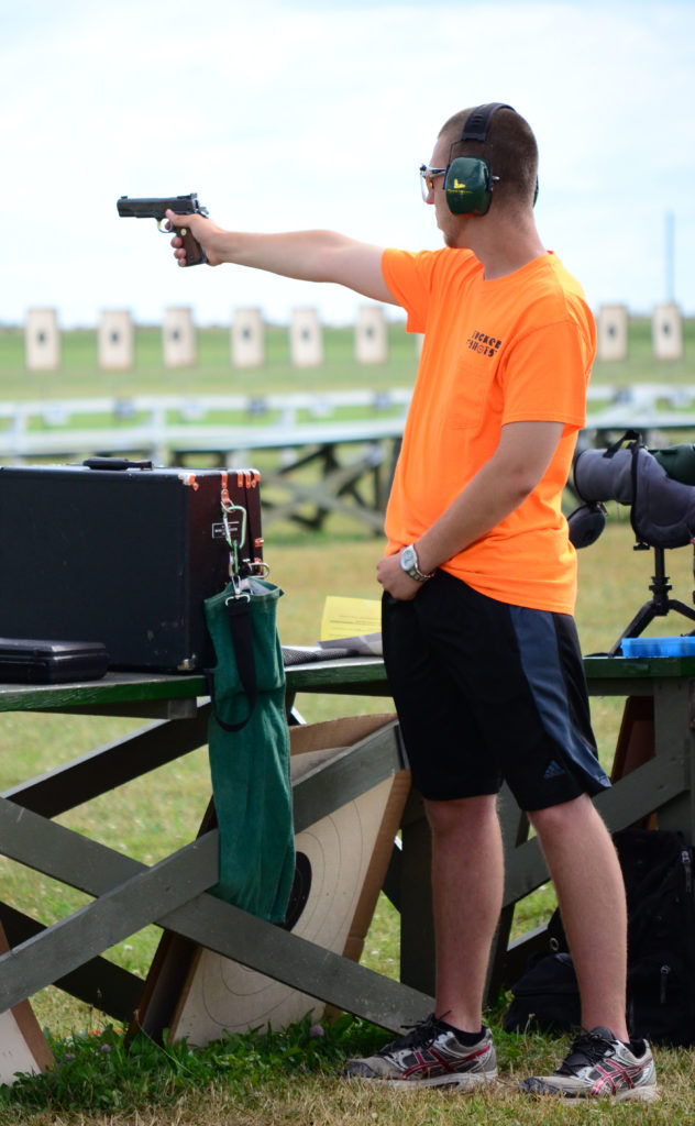 One thing that will not change in the CMP Pistol Program is its central focus on classical bulls-eye pistol shooting with the traditional and uniquely challenging one-handed shooting stance.