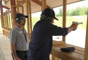 CMP Basic Pistol Course