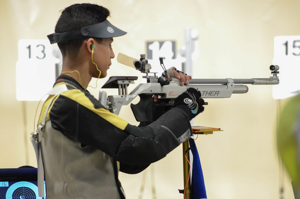 Precision Air Rifle