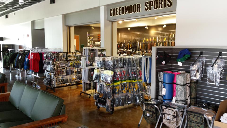 The Creedmoor Pro Shop at Talladega Marksmanship Park allows one-stop shopping for quality rifles, pistols, ammo and accessories right within the most advanced marksmanship facility in the United States.