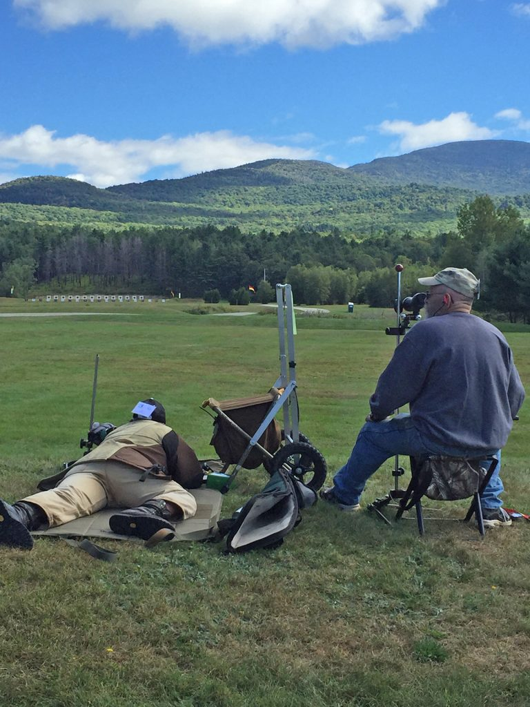 Over 150 competitors took the firing line at Camp Ethan Allen during the CMP's first New England Games.