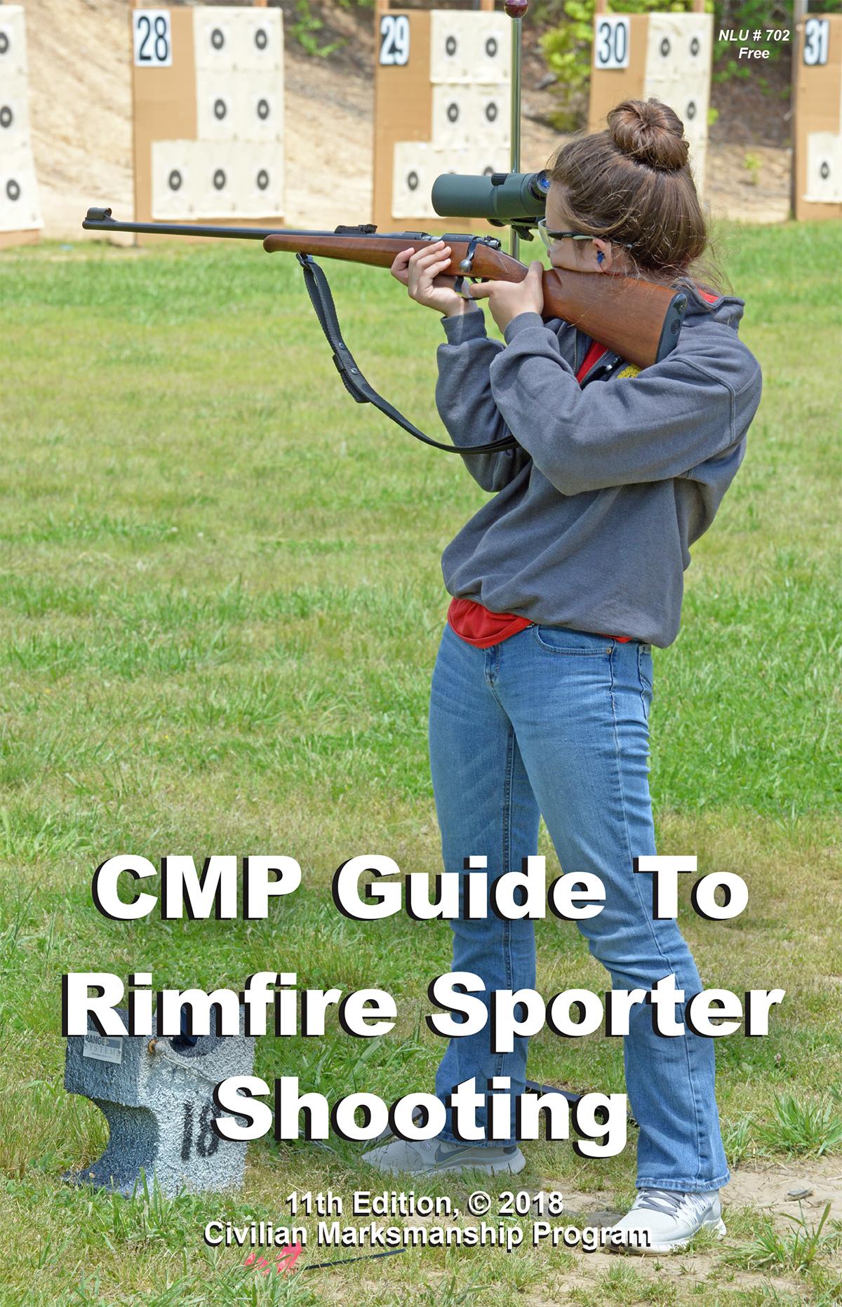 Rimfire Sporter - Civilian Marksmanship Program