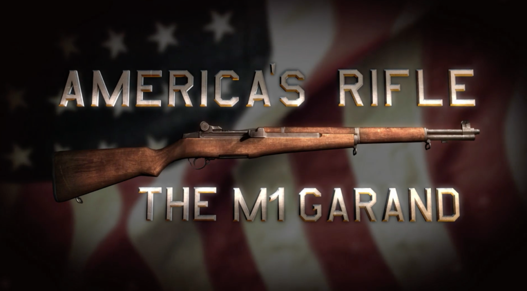 M1 Garand - Civilian Marksmanship Program