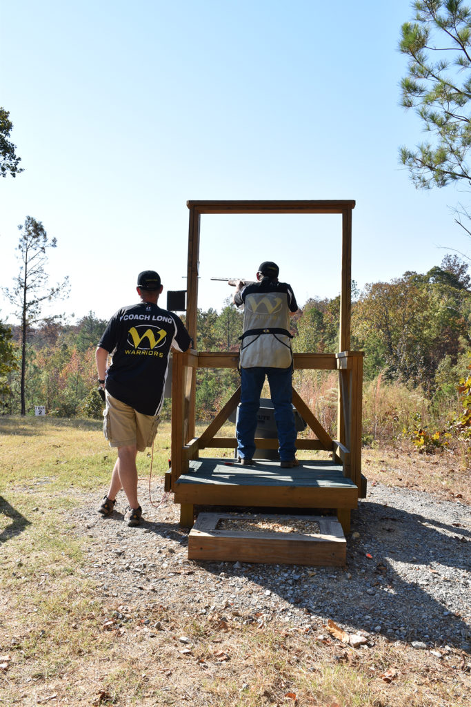 Shotgun events are held each week at Talladega Marksmanship Park and include some of the highest quality equipment available in the sport today.