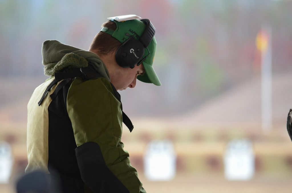 Kissik has made a home at the CMP Talladega Marksmanship Park and even knows the staff on a first-name basis.