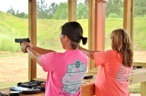 Bullseye Pistol Matches