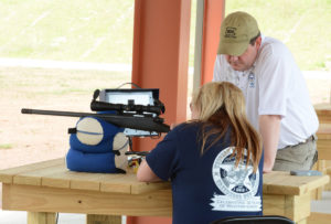 Talladega Marksmanship Classes