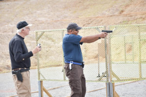 The International Defensive Pistol Association (IDPA)