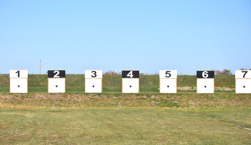 The electronic targets at Petrarca Range were installed during the summer of 2016. The targets are designed to accommodate highpower rifles, pistols and rimfire sporter rifles.