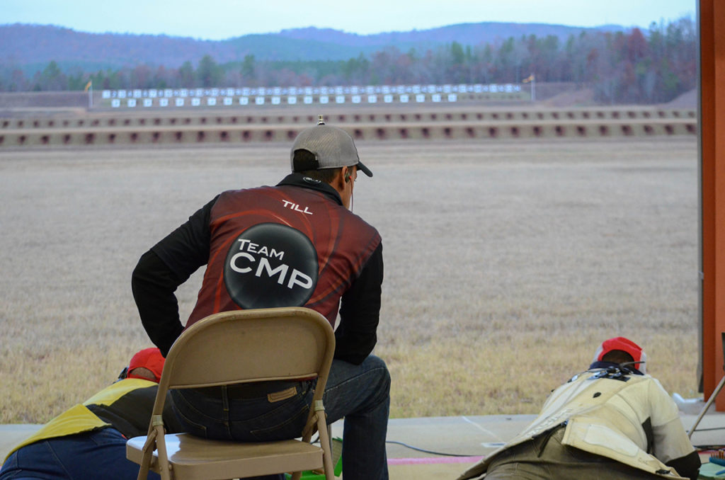 Nick Till has been a competitor most of his life and is now inspired to lead other civilian marksmen through Team CMP.