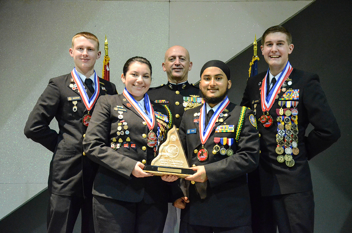 Two of us dating service njrotc medals