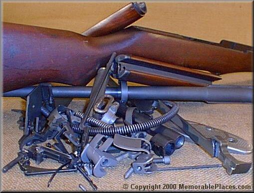 How We Reassemble An M1 Garand Civilian Marksmanship Rhthecmporg: M1 Garand Parts Schematic At Gmaili.net