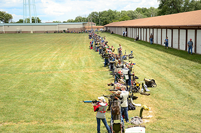 A group of 147 juniors attended in the United States Marine Corps clinic, held at Camp Perry during the 2014 National Matches.