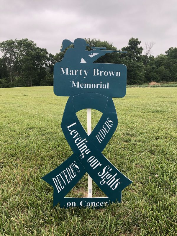 Blog Cmp Club News Revere S Riders To Host Marty Brown Memorial Ovarian Cancer Fundraising Events In August And Novem The Liberal Gun Club Forum