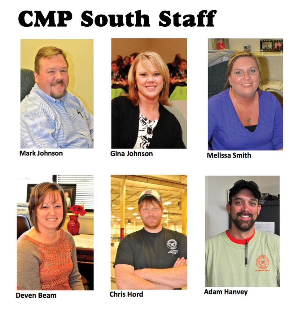 CMP-South-Staff