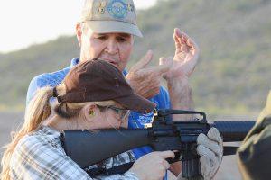 Small Arms Firing School Training