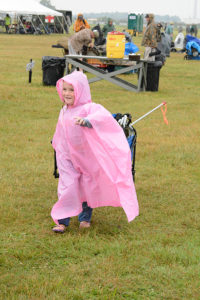 Soggy weather put a damper on the early relays of the Garand match, but competitors and spectators still managed to find their ways to the Camp Perry ranges.