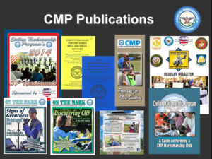 CMP Publications and Training  Materials