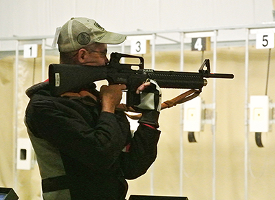 An AiR-15 Challenge and a Top 20 Shoulder-to-Shoulder match will be fired with the CMP National Match AR-15 style air rifles. All National Match Air Gun events will be held in the newly renovated Gary Anderson Competition Center.