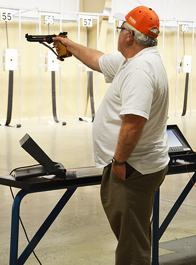 The National Match Air Gun events will consist of air rifle as well as air pistol matches. Air pistol competitions will include a 30 Shot match and a 60 Shot match.