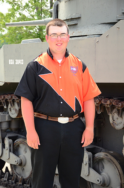 Glenn Zimmerman led the Juniors with his score of 368-11x.
